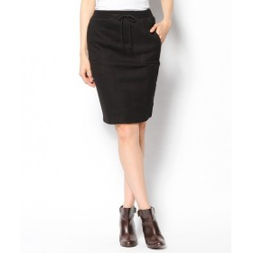 L size ONWARD(大きいサイズ) / エルサイズオンワード 【VERYコラボ】フリーステリースカート