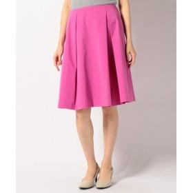 S size ONWARD(小さいサイズ) / エスサイズオンワード 【洗える】ハイゲージトリコット スカート