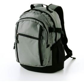 バッグ カバン 鞄 レディース リュック ユニセックススポーティーデイパック/Mサイズ カラー グレー