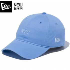 NEW ERA 9TWENTY CLOTH STRAP PASTEL NYC ニューエラ 9TWENTY クロスストラップ パステル SKY BLUE
