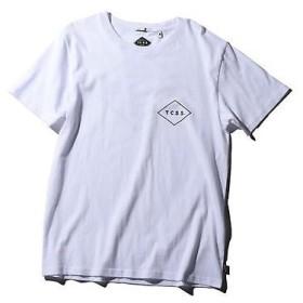 ROSE BUD / ローズ バッド クルーネックプリントTシャツ