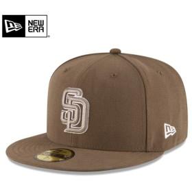 セール20%OFF!【メーカー取次】 NEW ERA ニューエラ 59FIFTY MLB On-Field サンディエゴ・パドレス ブラウン 11449346 キャップ