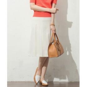 J.PRESS / ジェイプレス TA/E2重織 スカート