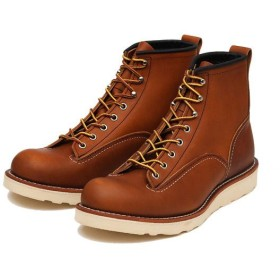 【RED WING】レッドウィング 6'LINEMAN BOOTS(6'ラインマンブーツ) 2904 BROWN