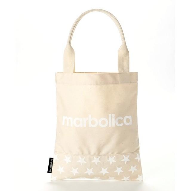 MARBOLICA スターハンドトートバッグ