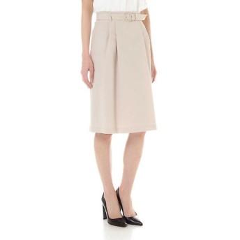 NATURAL BEAUTY / ナチュラルビューティー ワルツツイル広巾スカート