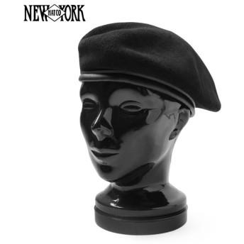 NEW YORK HAT ニューヨークハット 4020 モンゴメリー ベレー メンズ 帽子 ブランド