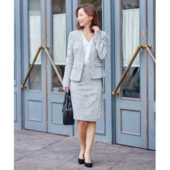ICB / アイシービー 【00〜8サイズ展開】【セットアップ】Clast Tweed スカート