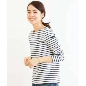 NIMES / ニーム 24/2天竺ボーダー 定番P/O