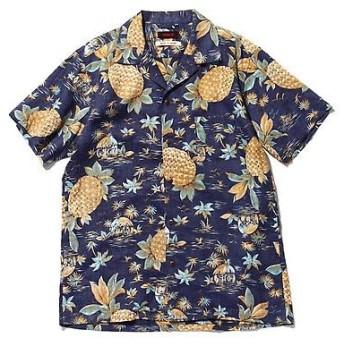 ROSE BUD / ローズ バッド メンズアロハシャツ