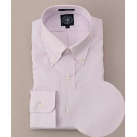 J.PRESS / ジェイプレス プレミアムプリーツ80/2ピンオックス ボタンダウンシャツ