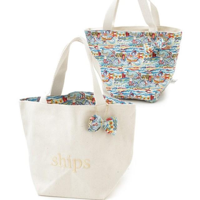 SHIPS for women / シップスウィメン リバティエコバッグ III(S)
