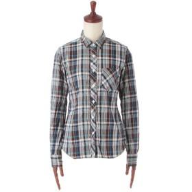 Harriss / ハリス クリンクルコットンマドラスチェックシャツ