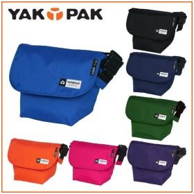 YAKPAK(ヤックパック) メッセンジャーバッグ YP0101 選べる7カラー