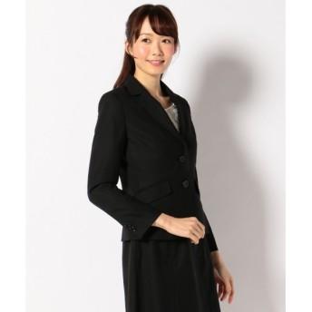 any SiS / エニィスィス 【洗える】ウォッシャブルT/Wスーツ ジャケット(二つボタン)