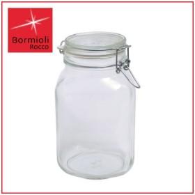 Bormioli Rocco(ボルミオリロッコ) ガラス製 フィド ジャー 2L