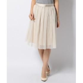 any SiS / エニィスィス 【2WAY】チュールレイヤードスカート