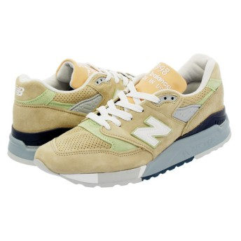 NEW BALANCE M998XAA 【MADE IN U.S.A.】 【Dワイズ】 ニューバランス M 998 XAA TAN