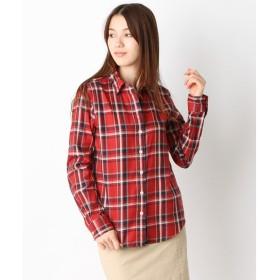 SHIPS for women / シップスウィメン (1)0094 チェックシャツ