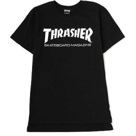 ROSE BUD / ローズ バッド THRASHERロゴTシャツ