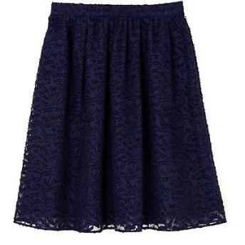 PROPORTION BODY DRESSING / プロポーションボディドレッシング  カットジャガードスカート