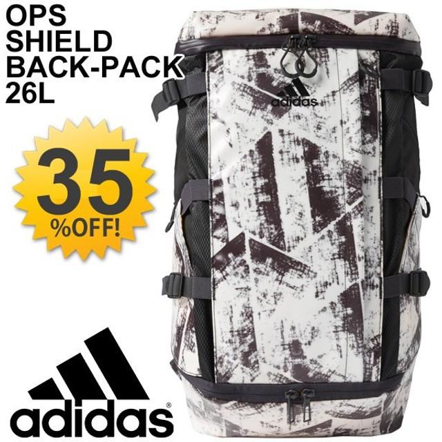バックパック メンズ アディダス adidas スポーツバッグ OPS SHIELD シリーズ 26L リュックサック ザック 男女兼用 かばん/MKS61