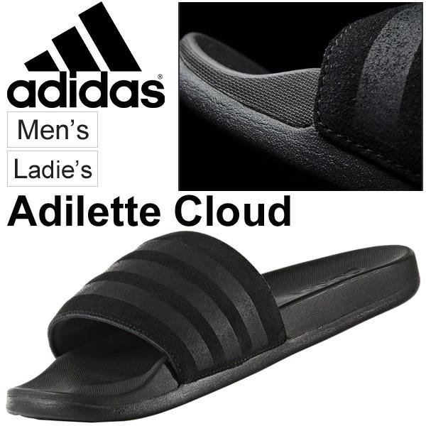 Mens Adilette CloudFoam Plus MONO Slides メンズ アディダス