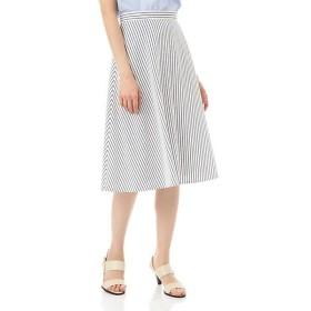 NATURAL BEAUTY / ナチュラルビューティー  宇賀なつみさん、松村未央さん着用 ペンシルストライプスカート