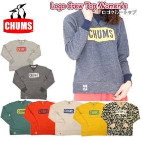 chums チャムス ロゴクルートップ レディース CH10-1002