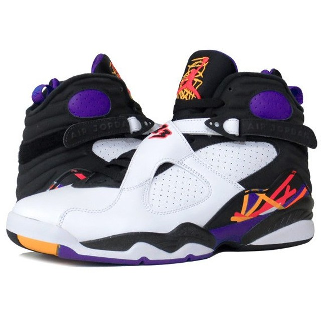 finest selection 39ce6 e72b7 NIKE ナイキ AIR JORDAN 8 RETRO THREEPEAT スニーカー