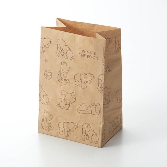 水切りかご ラック キッチン小物収納用品 ディズニー 水切り袋 くまのプーさん 50枚