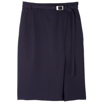 PINKY & DIANNE / ピンキーアンドダイアン [WEB限定商品]アンバー共地ベルト付きスカート