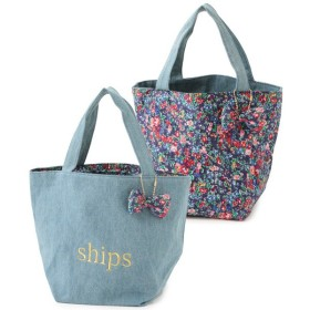 SHIPS for women / シップスウィメン LIBERTY:エコバッグII(S)