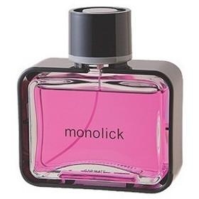 車用消臭剤・芳香剤 カーメイト 液体芳香剤 モノリックリキッド ワイルドベリー 80ml ピンク
