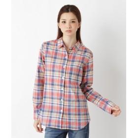 SHIPS for women / シップスウィメン マドラスチェックシャツ