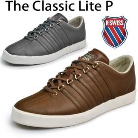 K-SWISS【ケースイス】メンズスニーカー/The Classic Lite P/03183217/TheClassicLiteP
