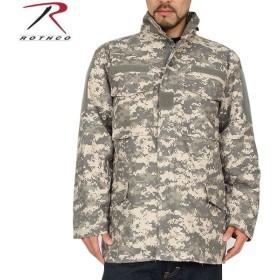 ミリタリージャケット ROTHCO ロスコ 8540 米軍 M-65フィールドジャケット ライナー付き ACU 【rothcom65】 ブランド