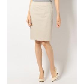L size ONWARD(大きいサイズ) / エルサイズオンワード 【セットアップ可 / 洗える】Elastic スカート