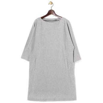 BEARDSLEY / ビアズリー BAシャツTシャツワンピース