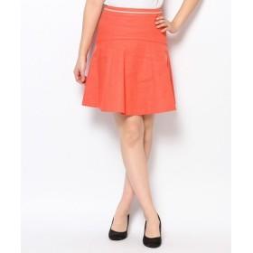 S size ONWARD(小さいサイズ) / エスサイズオンワード C/Ryバニランストレッチスカート
