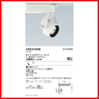 ERS3795W 遠藤照明 照明器具 スポットライト ENDO_直送品1_