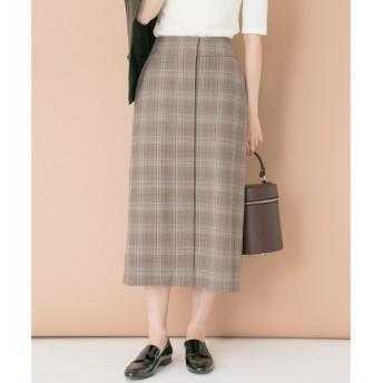URBAN RESEARCH / アーバンリサーチ グレンチェックタイトスカート