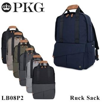 ピーケージー PKG リュック LB08P2 DRI collection リュックサック デイパック バックパック ビジネス カジュアル タウン [PO10]