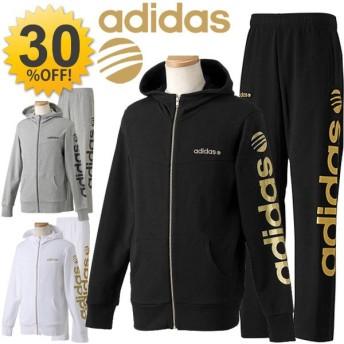 スウェット上下セット・アディダス ビッグロゴ adidas パーカー ルームウェア・スポーツウェア/ スエット DDP13-DDP15
