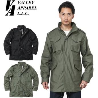 Valley Apparel バレイアパレル M-65フィールドジャケット メンズ ミリタリージャケット アウター ブルゾン ジャンパー ブランド