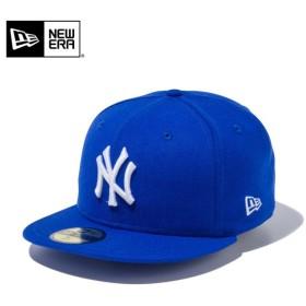 セール20%OFF!【メーカー取次】 NEW ERA ニューエラ 59FIFTY MLB ニューヨーク・ヤンキース ブライトロイヤルXホワイト 11308560 キャップ ブランド