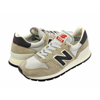 NEW BALANCE M995CHA 【MADE IN U.S.A】 【Dワイズ】 ニューバランス M 995 CHA OFF WHITE/NAVY