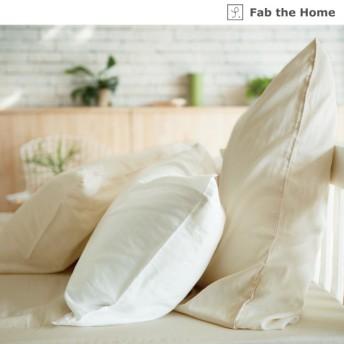 布団カバー シーツ 枕カバー ピローケース ダブルガーゼのピローケース カラー ホワイト
