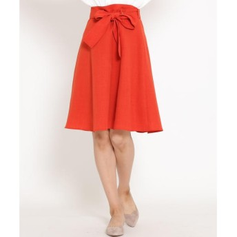 Ketty Cherie / ケティ シェリー ボイルアイレットベルト付スカート