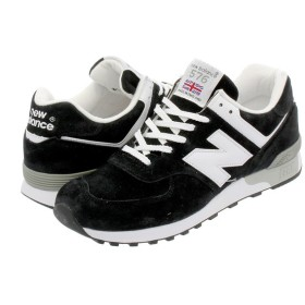 【ビッグ・スモールサイズ】NEW BALANCE M576KGS 【MADE IN ENGLAND】 ニューバランス M576 KGS BLACK/WHITE